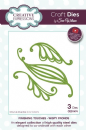 Creative Expressions Dies by Sue Wilson Finishing Touches Collection Wispy Fronds